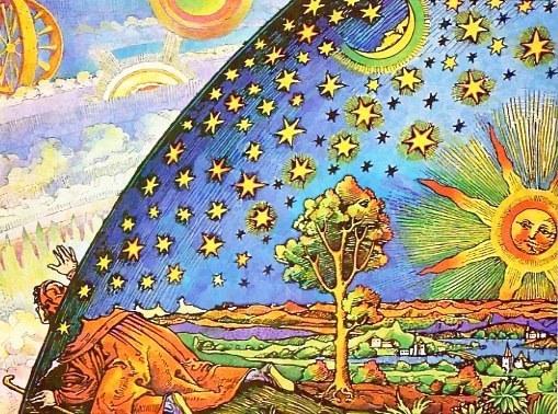 Celestial spheres