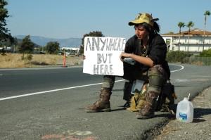 Hitchhiker Jericho
